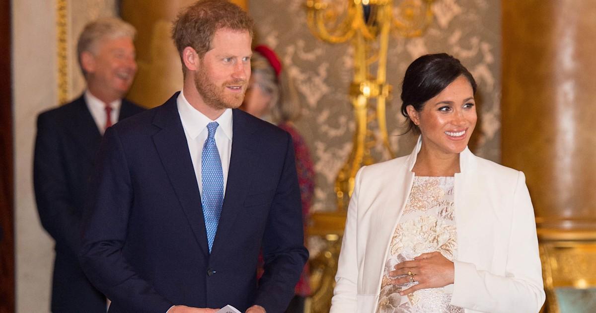 Here What Meghan Markle And Prince Harry Nursery Might Look Like