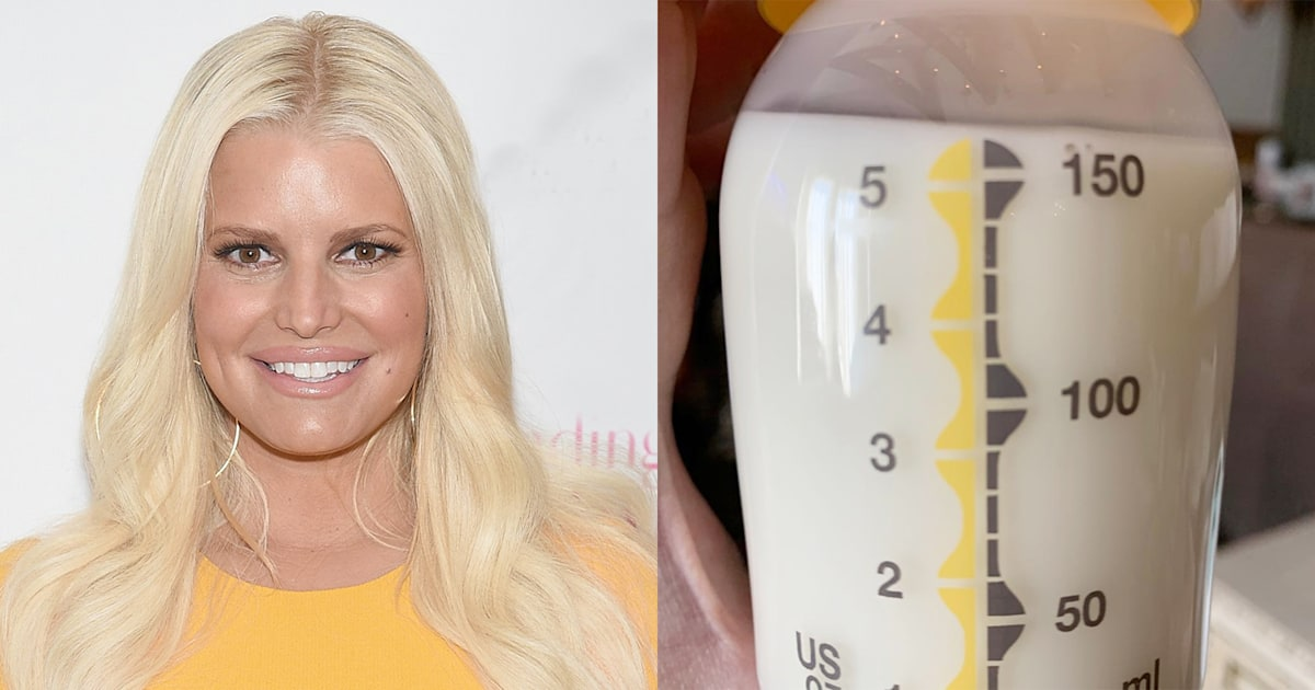 Jessica Simpson's photo shows 'what success feels like' for a mom