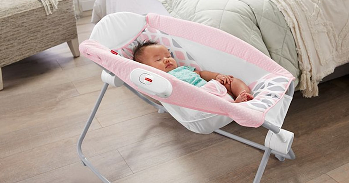 Fisher-Price issues consumer warning on widely-used baby sleeper