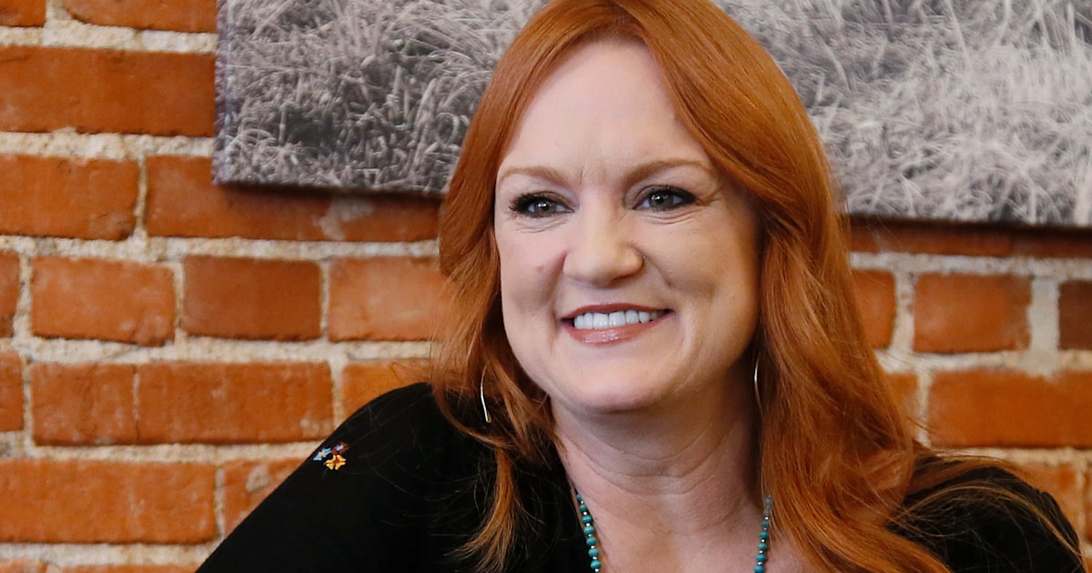 Ree Drummond's new dog treat line was inspired by her recipes