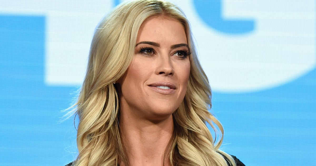Christina Anstead is back on bed rest after C-section: 'I definitely hurt myself'