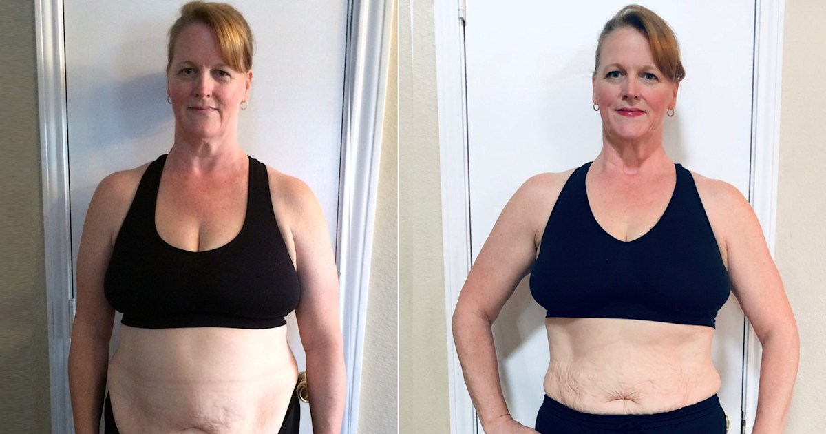 How To Lose Weight After 40 Woman Loses 117 Pounds At Age 48