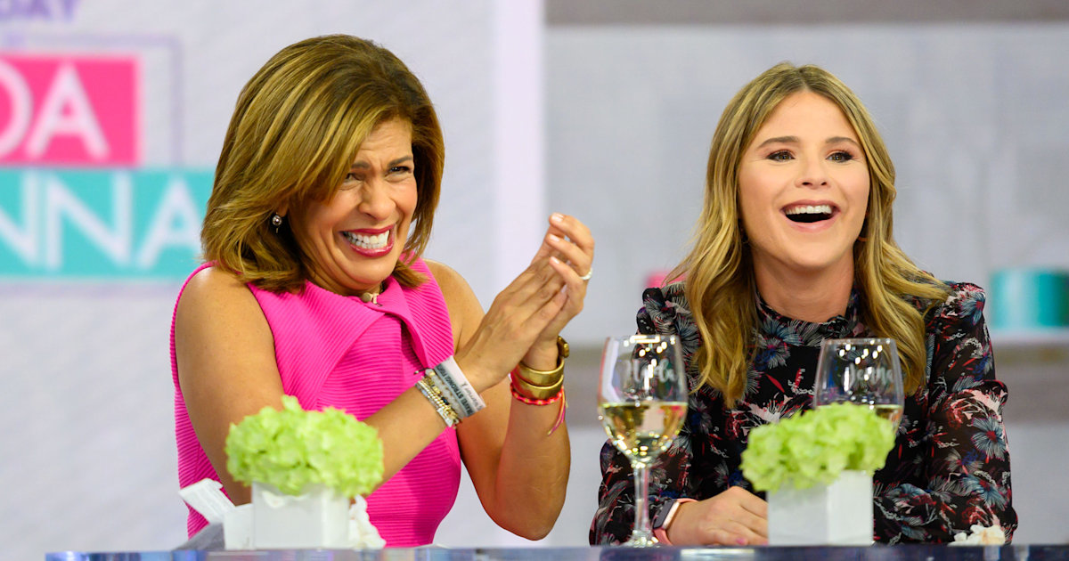 Hoda and Jenna shared their Mother's Day wish lists