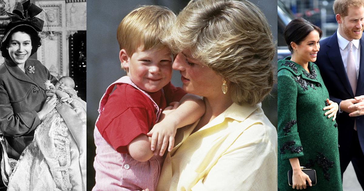 Meghan Markle, Prince Harry: How the royals raise a baby