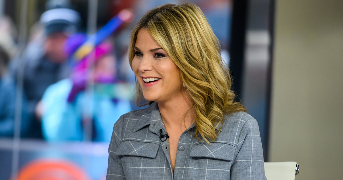 Jenna Bush Hager announces she's pregnant with 3rd child