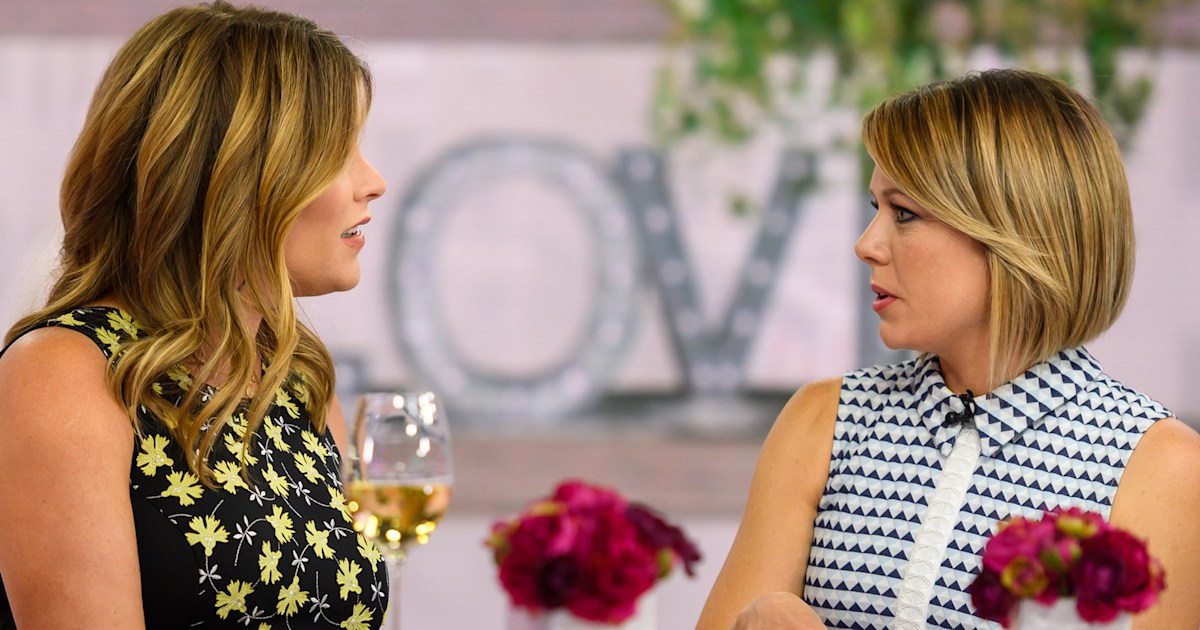 Dylan Dreyer shares fertility struggle with Jenna Bush Hager