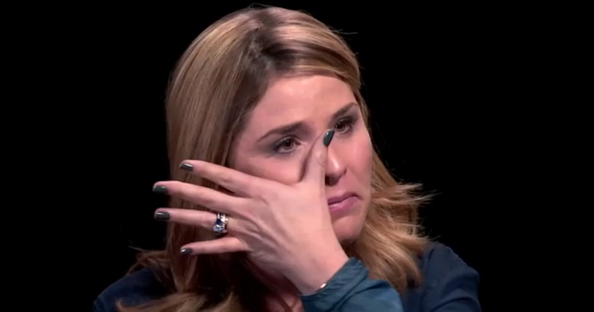 Jenna Bush Hager is expecting a boy — just as the 'Hollywood Medium' once predicted