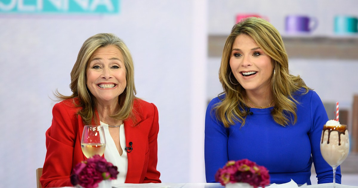 Why Meredith Vieira is laughing about one infertility struggle... now
