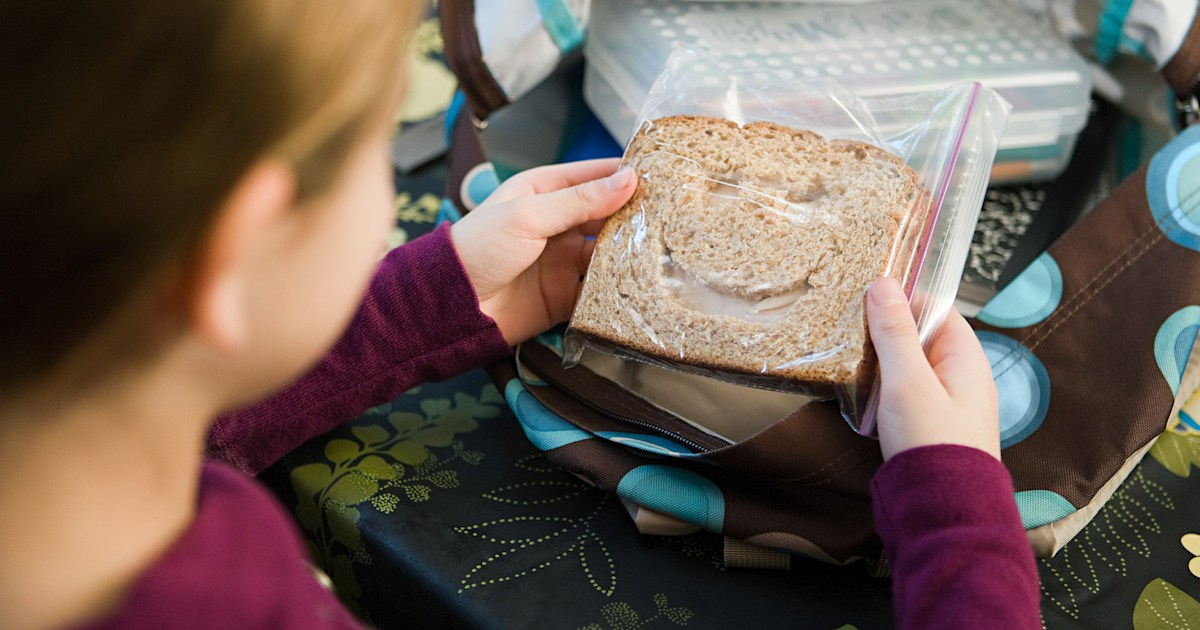 We found compostable, biodegradable sandwich bags that are eco-friendly