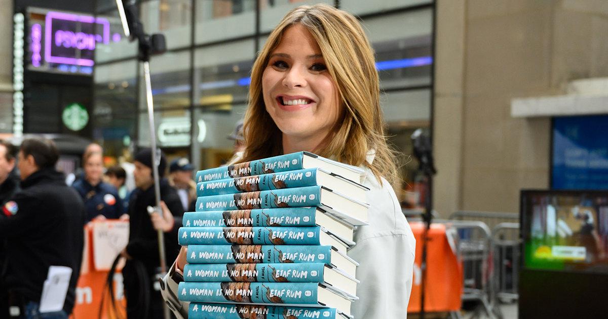 Jenna Bush Hager announces May book club pick