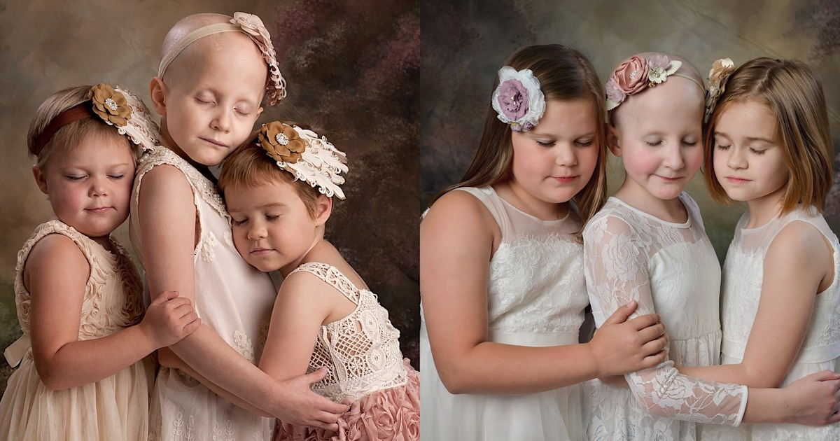 Former cancer patients continue powerful photo tradition for 5th year