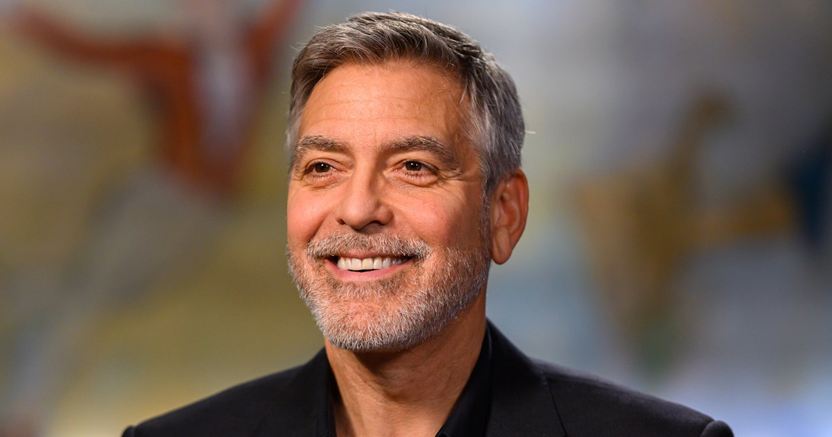 Just like dad! George Clooney says his twins are already pulling pranks