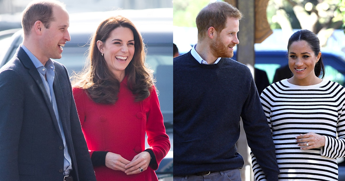Prince William and Kate Middleton share sweet message about royal baby's arrival