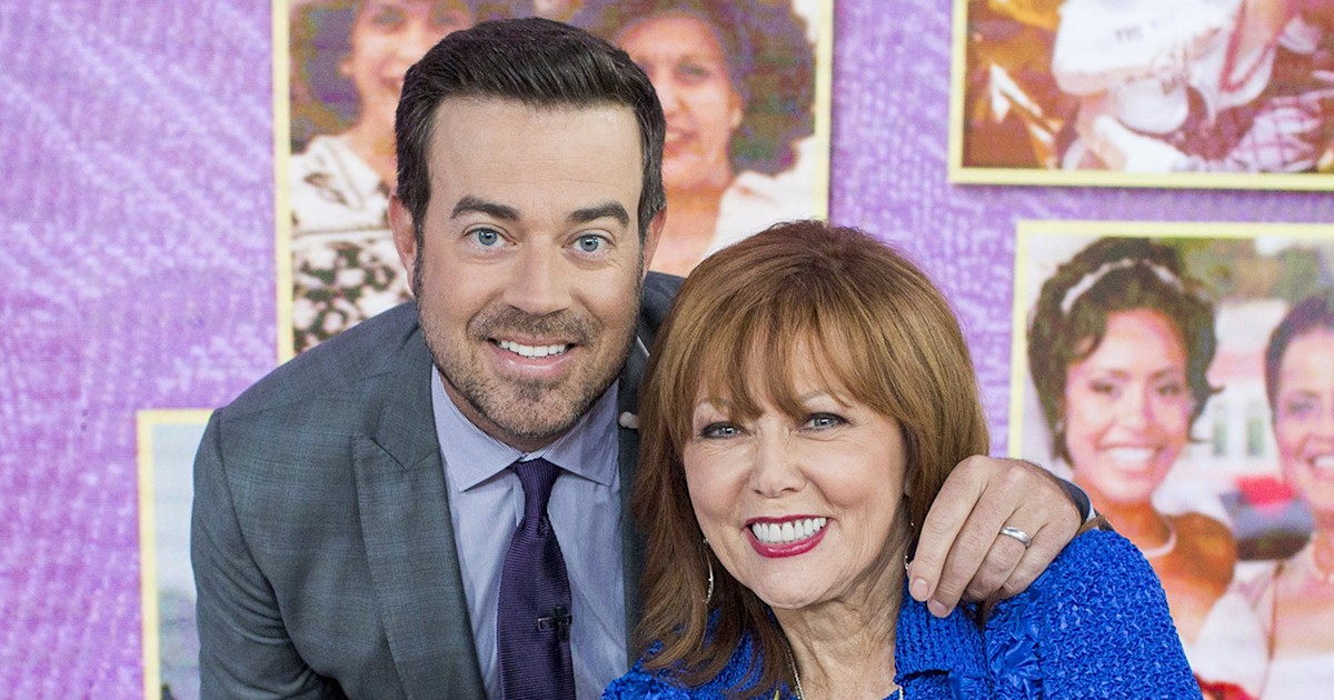 Carson Daly Pinterest: Carson Daly Remembers His Late Mom In Sweet Mother's Day Post