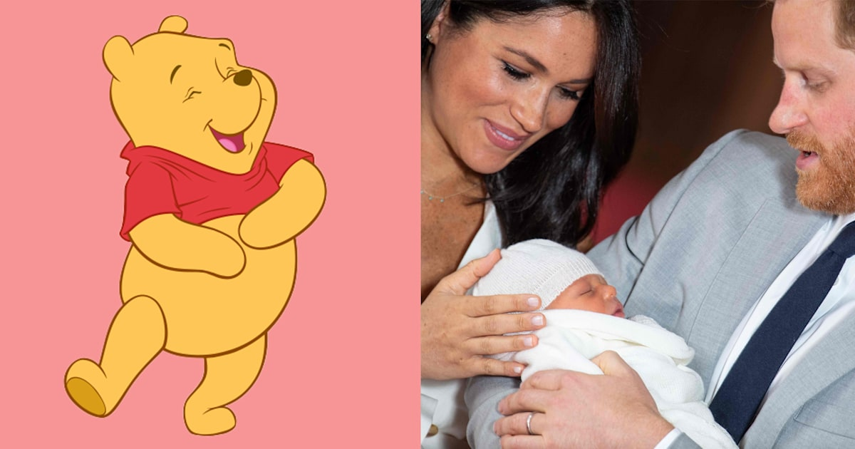 Winnie-the-Pooh visits Prince Harry, Meghan Markle and their royal baby in adorable video