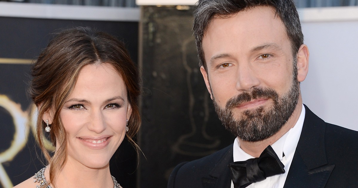Ben Affleck writes sweet Mother's Day tribute to ex Jennifer Garner