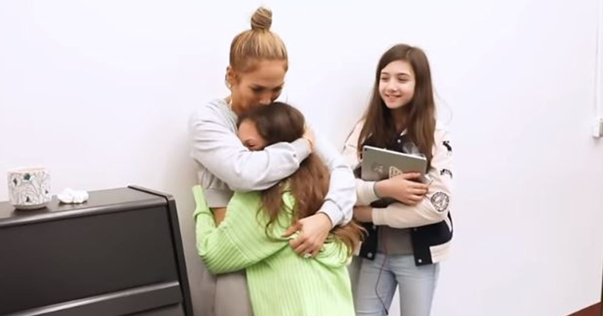 Jennifer Lopez shares video of 11-year-old daughter singing — watch it now!