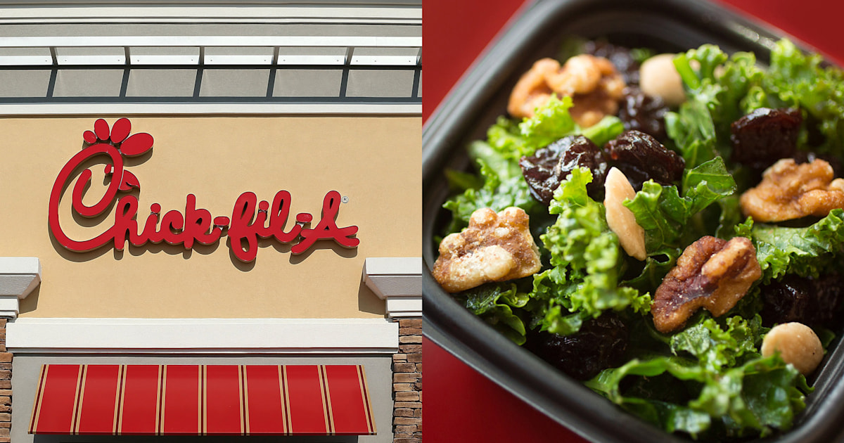 Chick-fil-A without the chicken? The fast food chain is testing new vegan items
