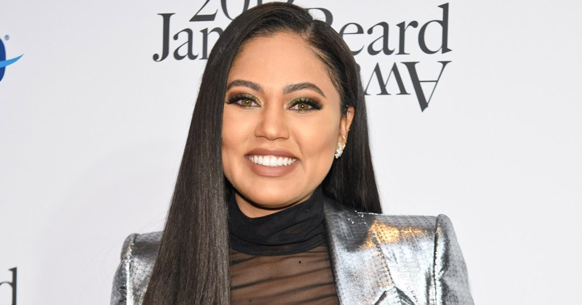 Ayesha Curry opens up about her 'botched boob job' and postpartum depression