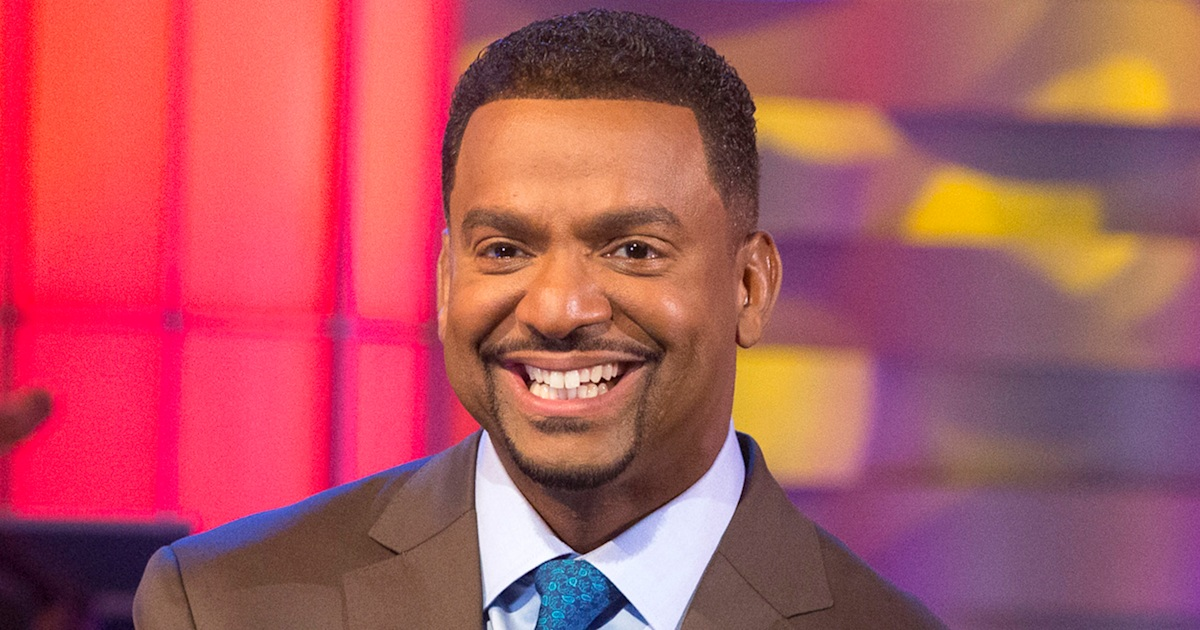 Alfonso Ribeiro and wife Angela welcome baby girl — see the pic
