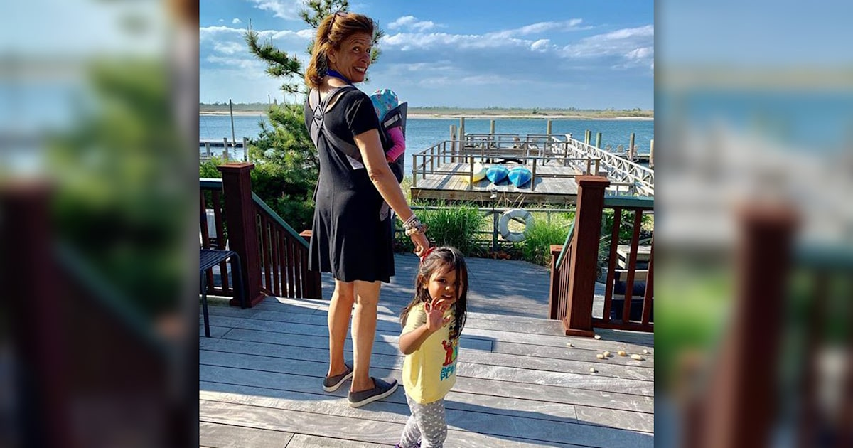 Hoda Kotb and her daughters head into summer with a smile