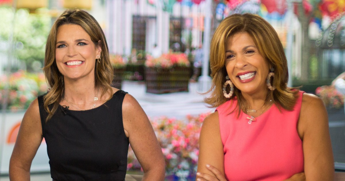 Majority of moms (including Savannah and Hoda) experience mom shaming