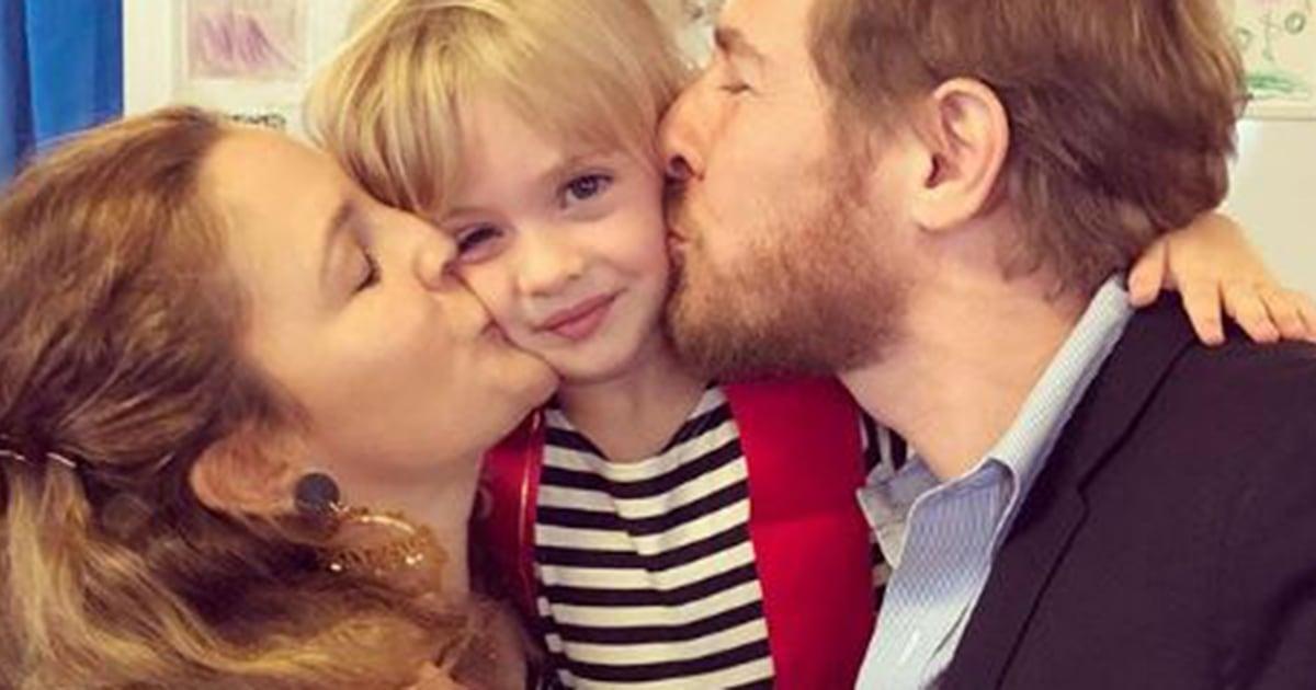 Drew Barrymore and her ex-husband celebrate daughter's kindergarten graduation