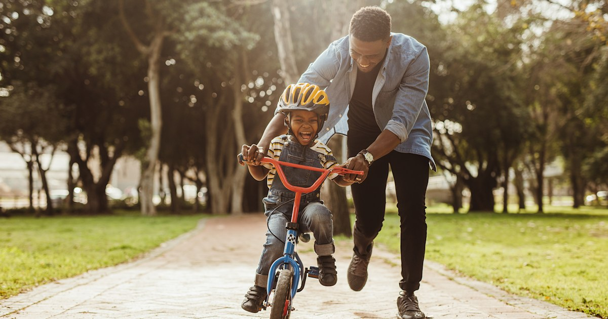 I'm a dad focusing on my kids, not my career