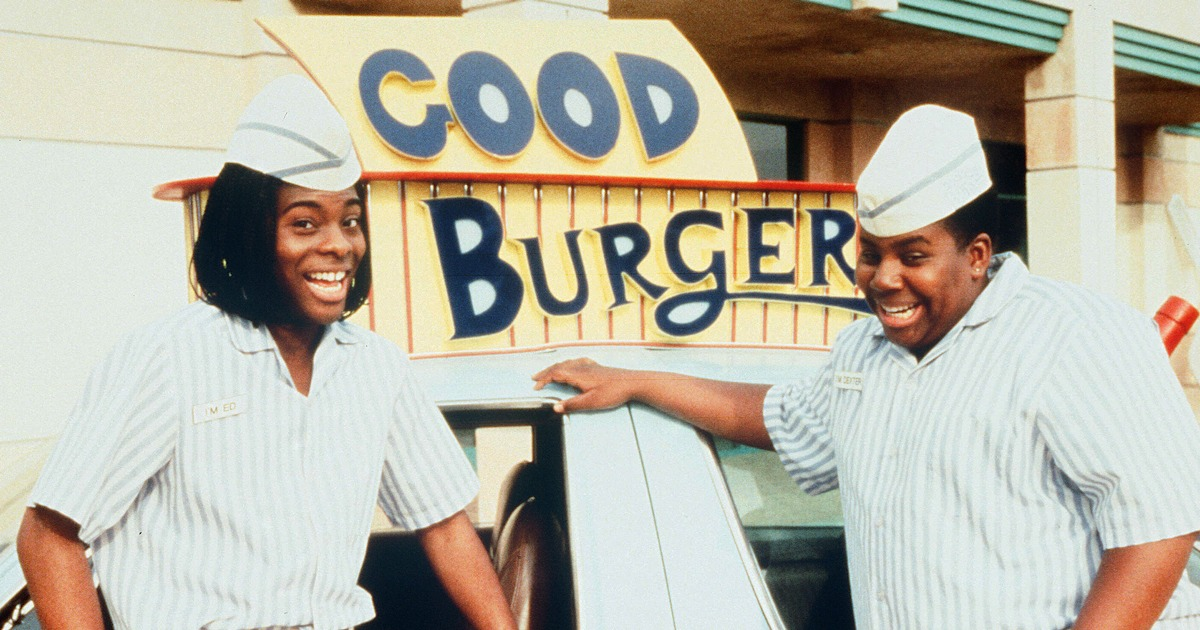 Good Burger' pop-up restaurant is coming ahead of 'All That' revival