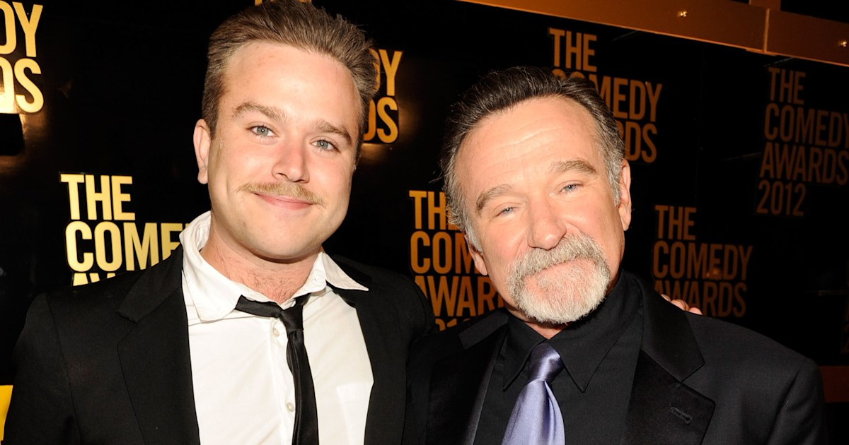 Robin Williams' son welcomes baby boy, pays tribute to late father with name
