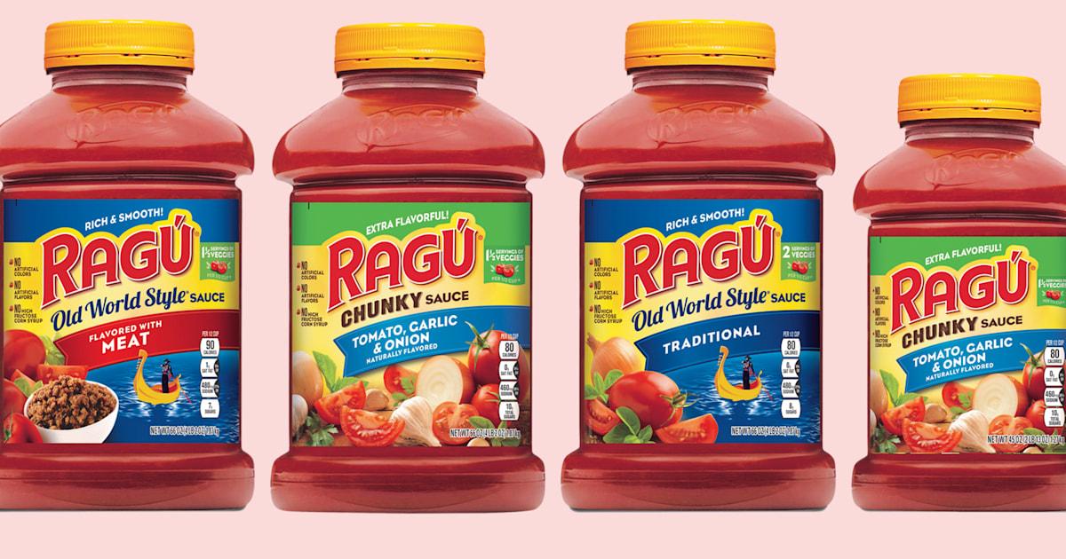 Ragu recalls pasta sauces that may contain plastic fragments