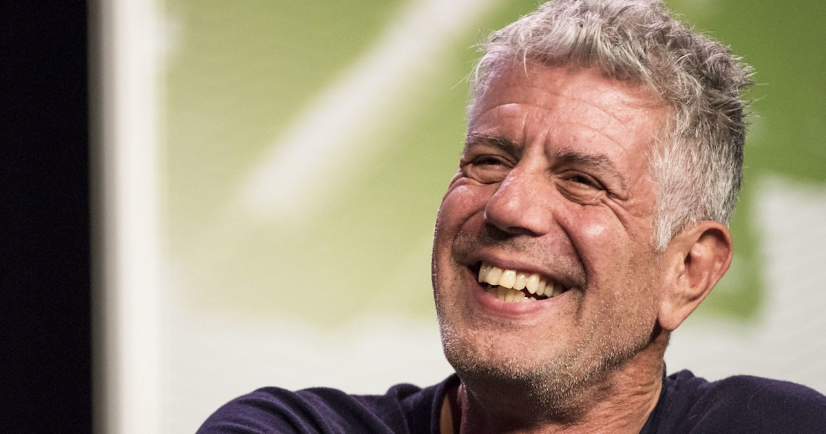 Anthony Bourdain's ex-wife shares sweet video of the late chef playing with his daughter