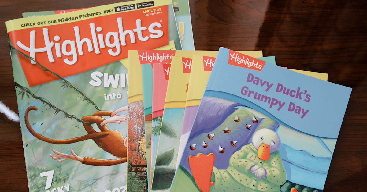 Highlights magazine stands up for immigrant families