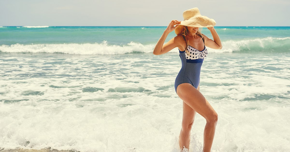 36622677d30 The best one-piece swimsuits to flatter every body shape in 2019