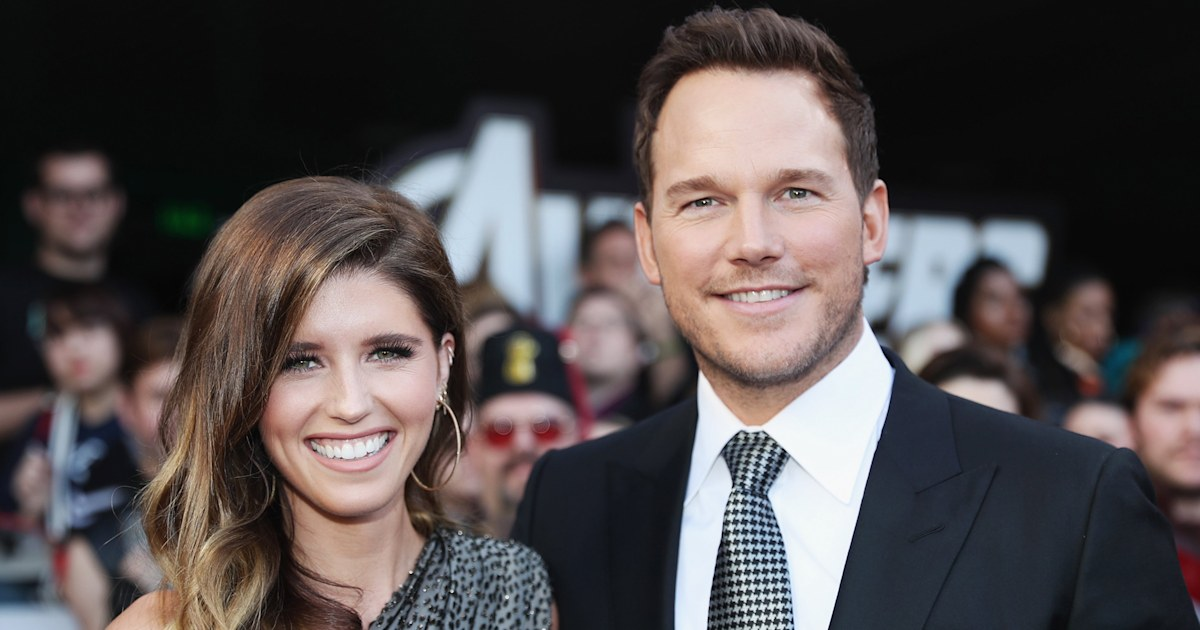 Katherine Schwarzenegger gave Chris Pratt 2 pigs for his birthday — see the pic