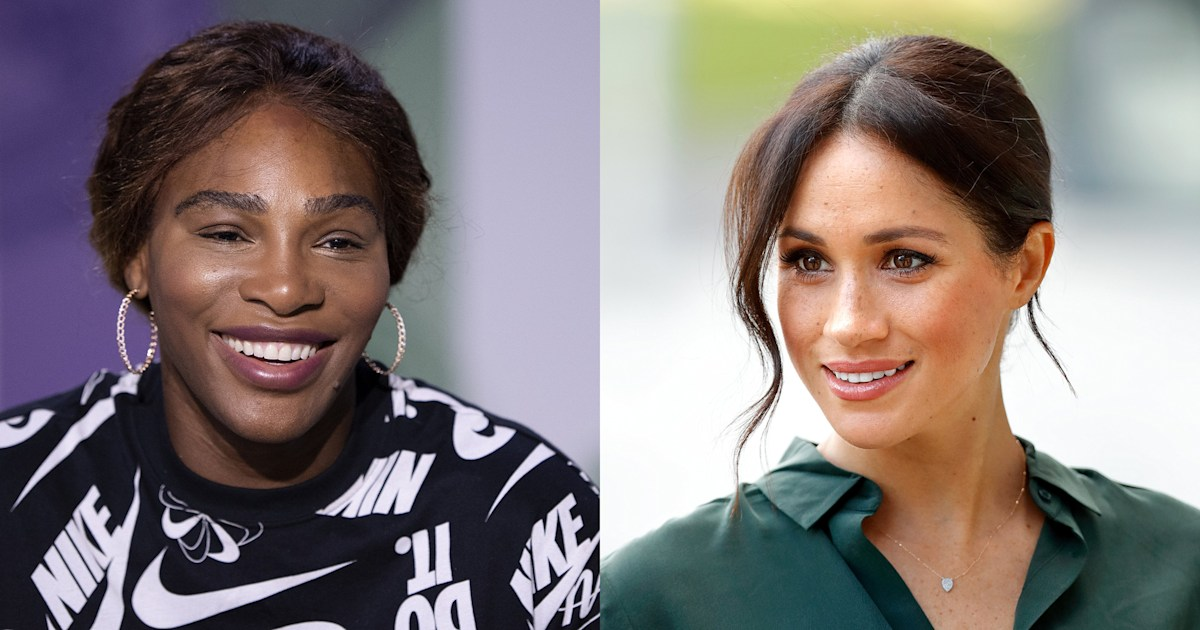 Serena Williams won't give pal Meghan Markle parenting advice — here's why