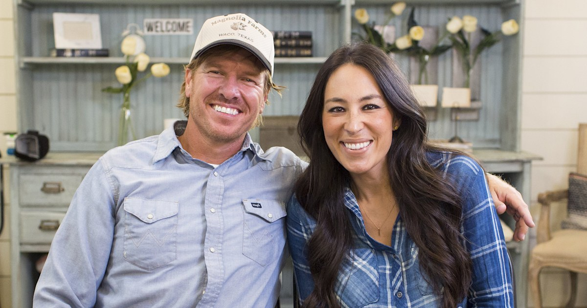 Chip and Joanna Gaines' son Crew took his first steps — see the photo