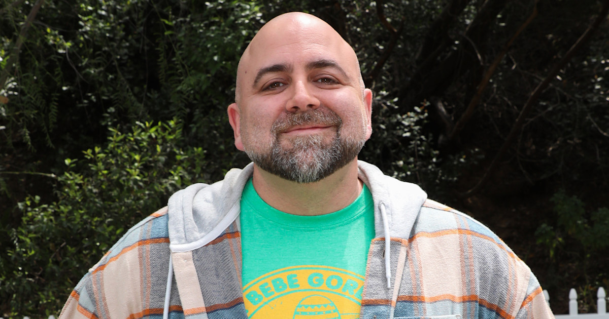 Duff Goldman shares heartwarming note he received from little boy who loves to bake