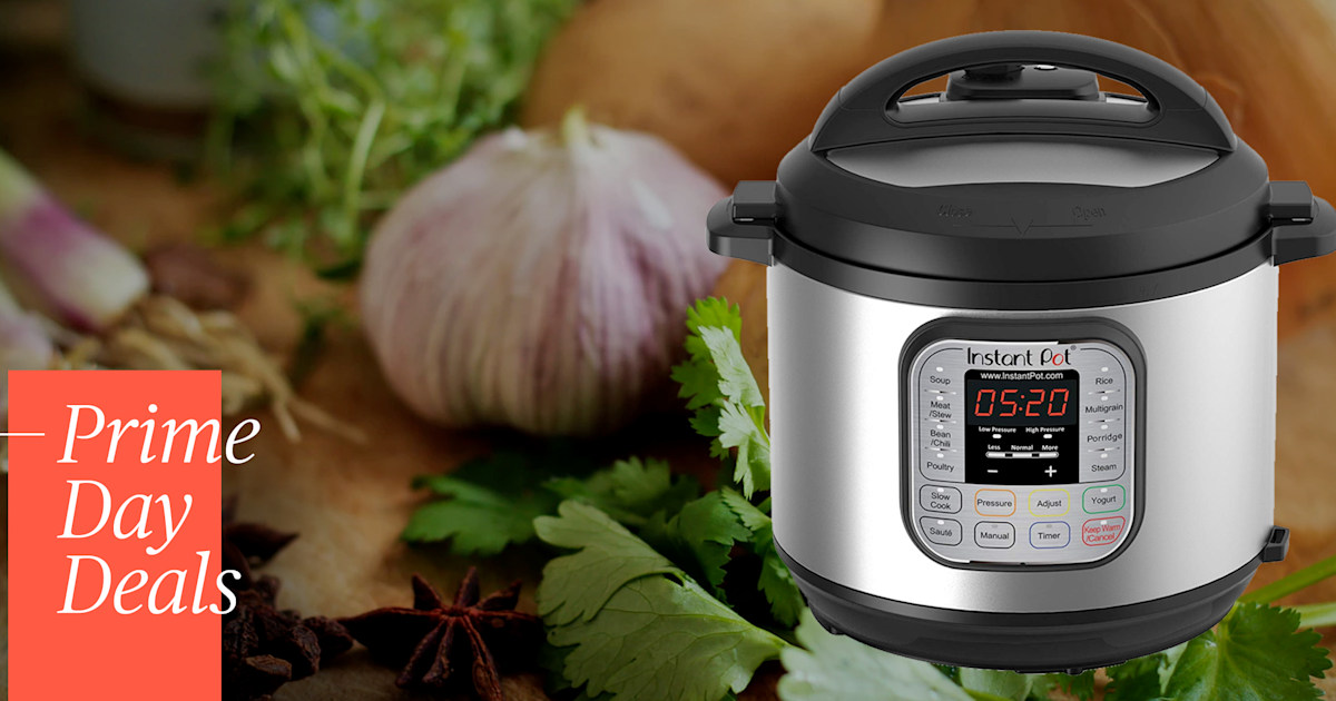 This Instant Pot is 50% off for Amazon Prime Day