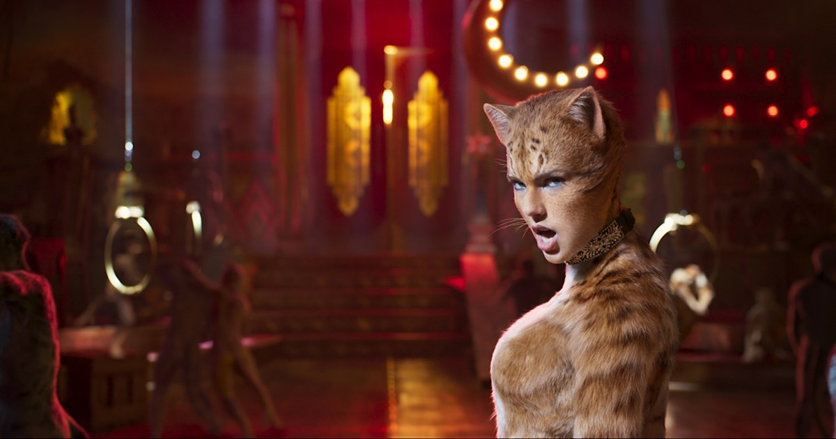 Image result for cats trailer 2019