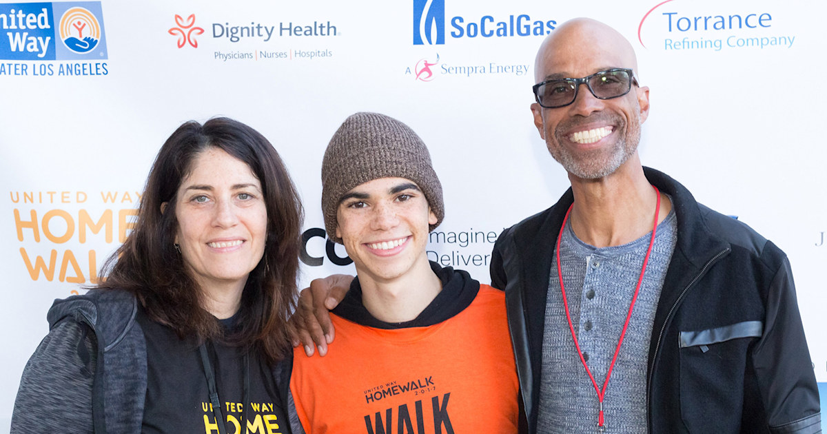 Cameron Boyce's mother breaks her silence on son's death in moving tribute