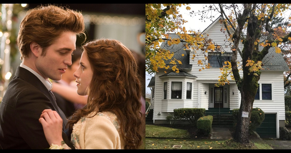 Twilight Fans Can Now Stay In Bella Swan S House
