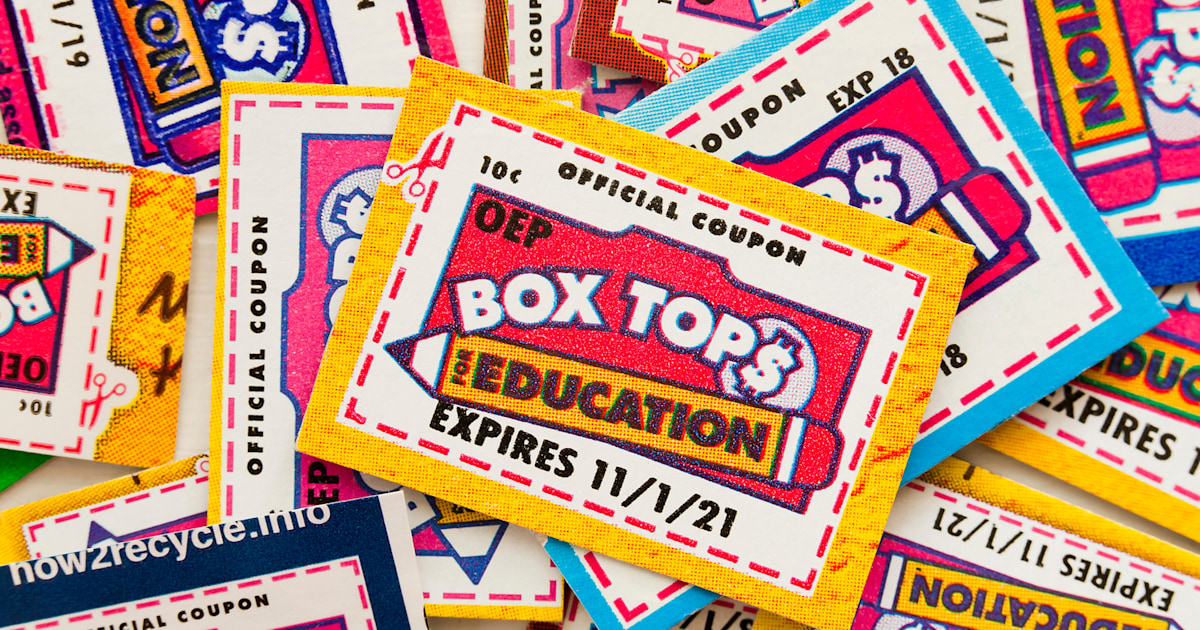 There's a whole new way to collect Box Tops for Education