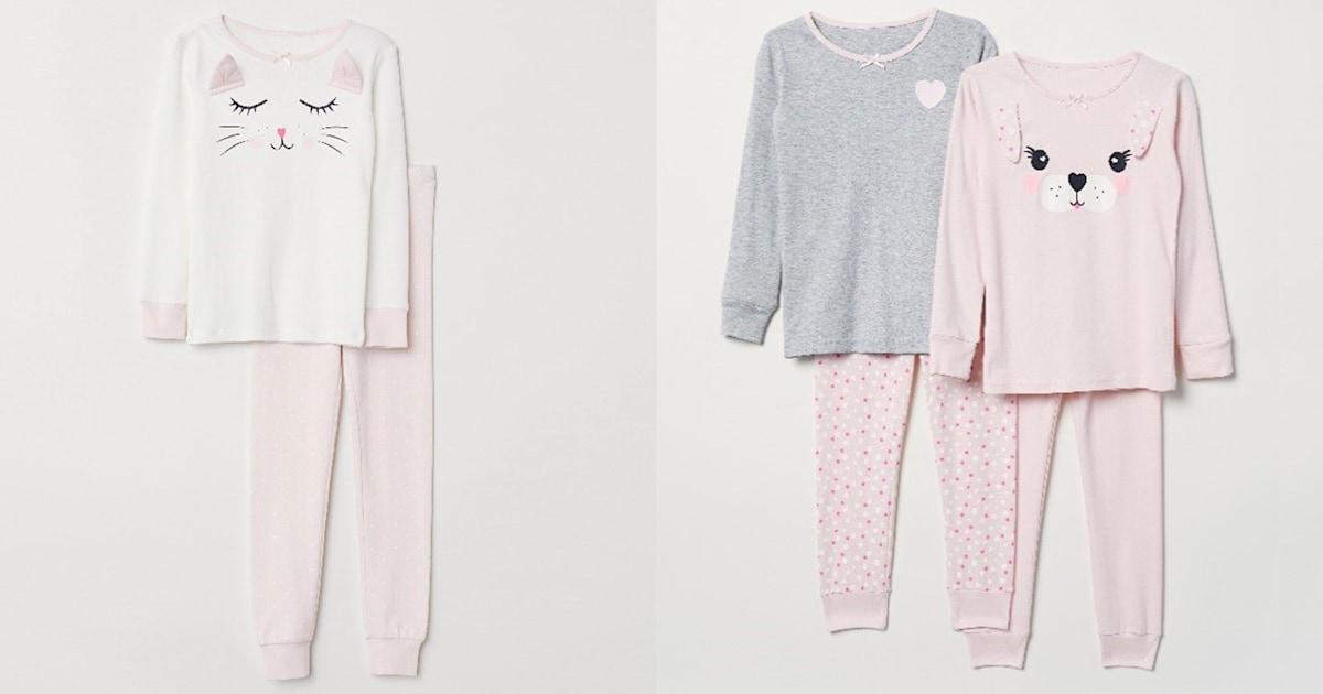 H&M recalls children's pajamas over flammability concerns