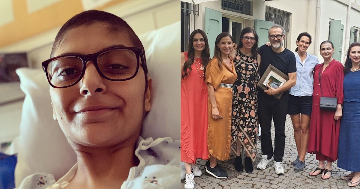 Family of 'Top Chef' star Fatima Ali honors her dying wish in the sweetest way