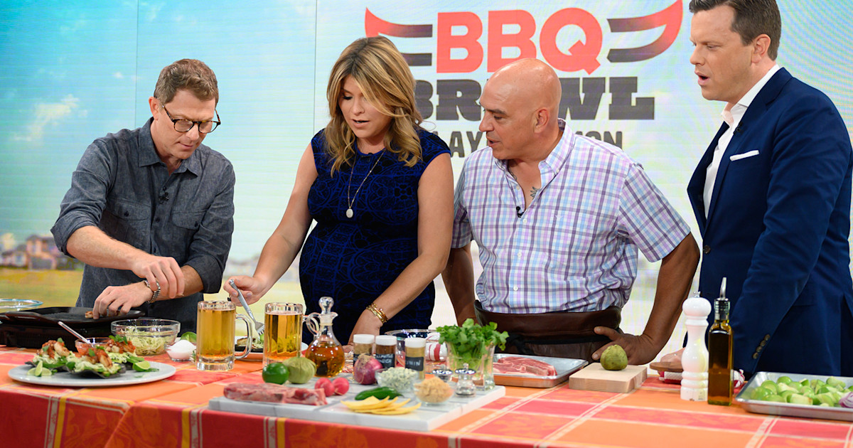 Bobby Flay And Michael Symon Share Their Top Grilling Tips