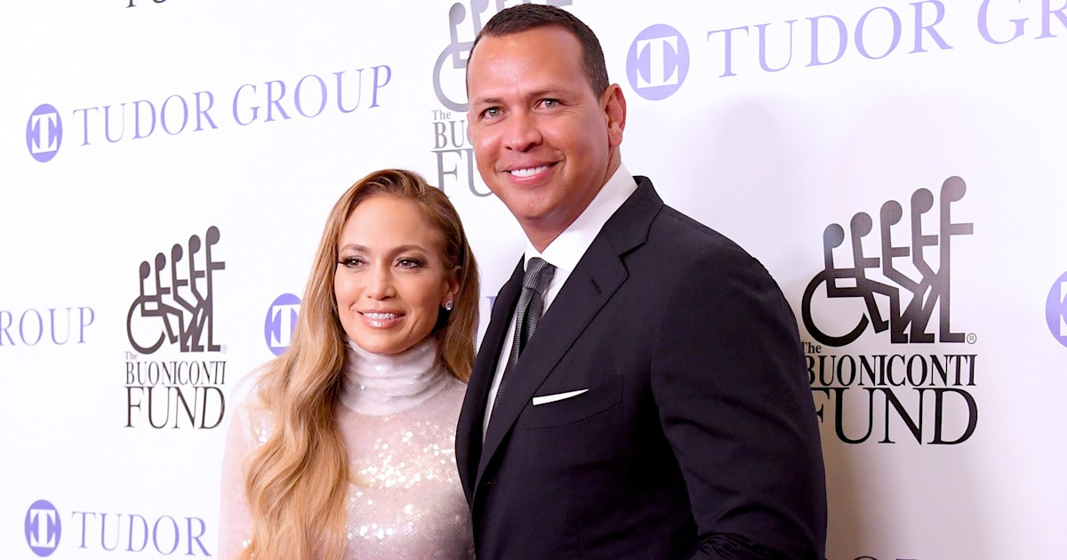 Jennifer Lopez shares adorable photo of Alex Rodriguez 'twinning' with her son
