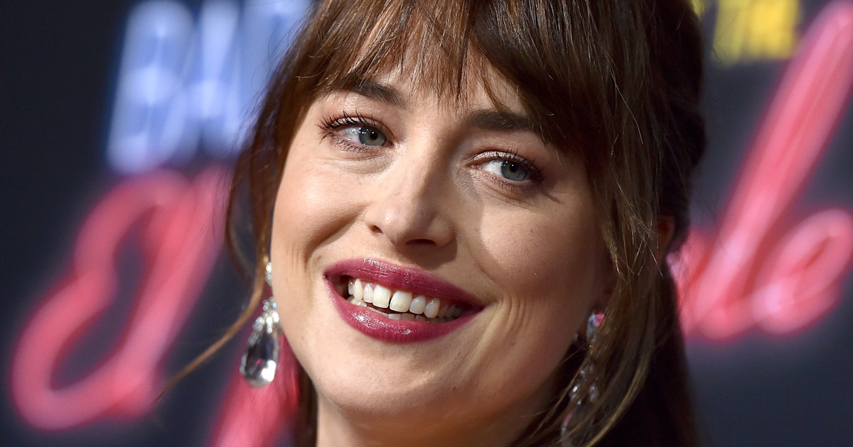 Dakota Johnson reveals...