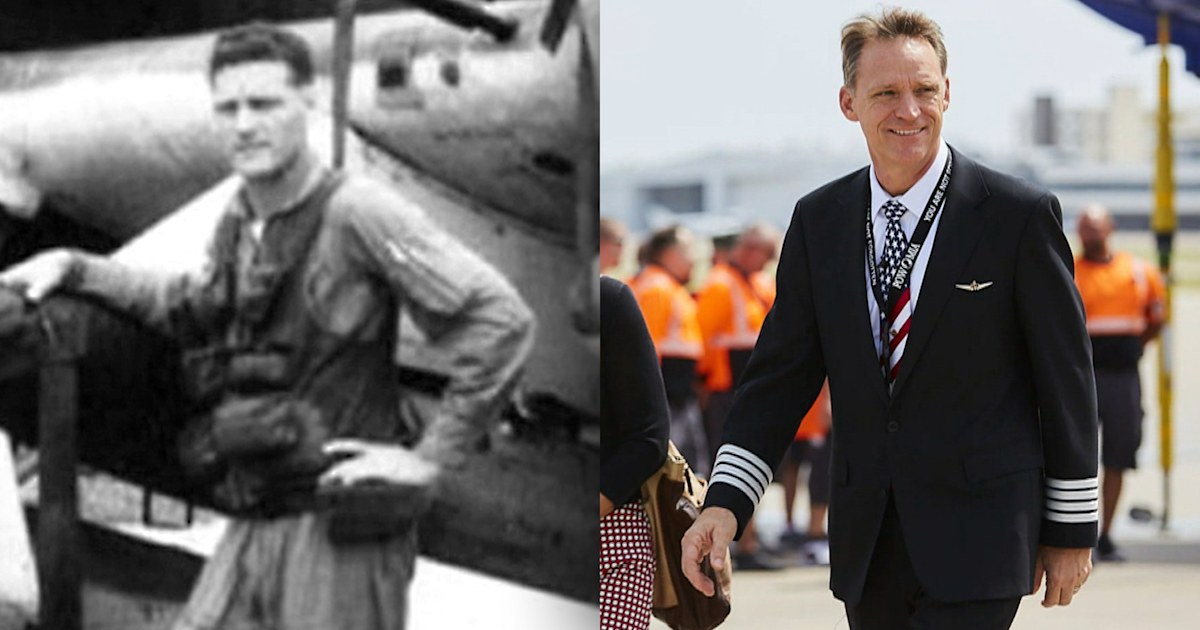 Southwest pilot flies home the remains of his Vietnam hero dad, 52 years later
