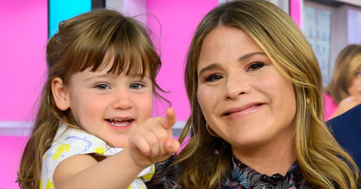 Jenna Bush Hager celebrates daughter Poppy's 4th birthday